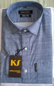 Khadi Look Half Sleeves Shirt