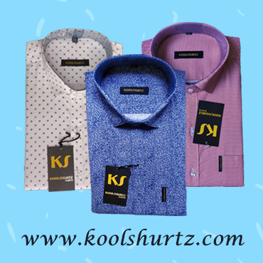 Comfortable office wear formal shirts