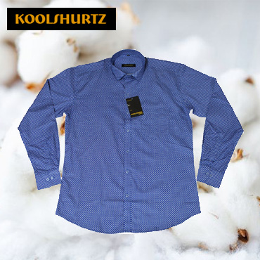 Comfort in wearing Cotton Shirts